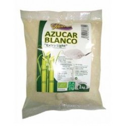 Azucar de caña blanco BIO 1 kg Pasteco
