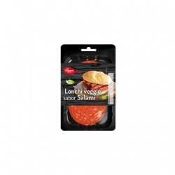 Lonchas veganas salami BIO 100 gr Granero Integral