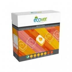 Pastillas Al-In-One Lavavajillas ECO Ecover 65uni
