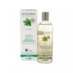 TONICO PURIFICANTE MENTA 125ML LOGONA