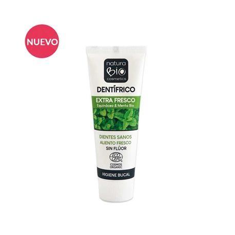 Dentifrico extra fresco equinacea y menta BIO,75 ml