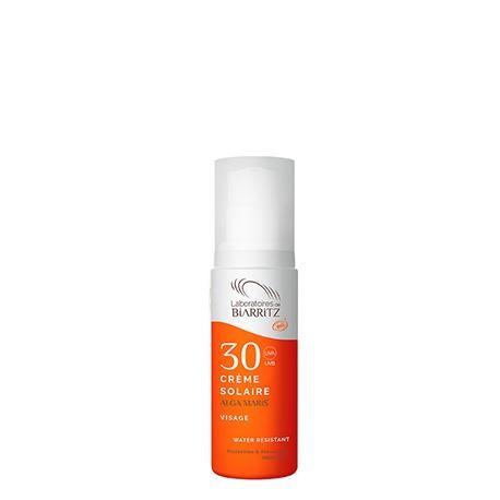 Crema Solar Facial SPF 30 50ml Alga Maris