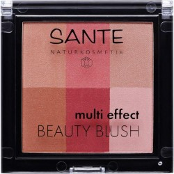 Colorete Multieffect Bio 6 tonos