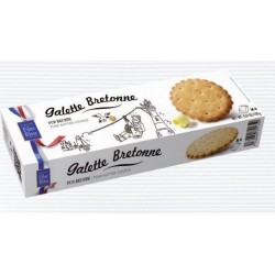 Galleta bretona BIO 130 gr FILET BLEU