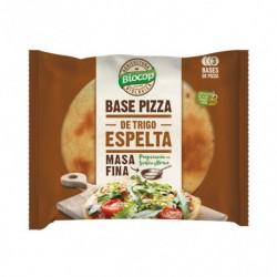 Base pizza Espelta BIO masa fina 390 gr