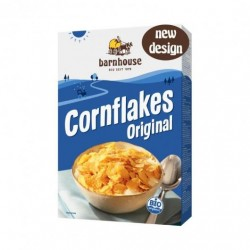 Corn Flakes BIO original Barnhouse,375 gr