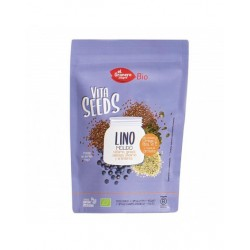 Semilla lino molido bio VITA SEEDS 300 grs.