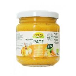 Pate Mousse de Tomate Arrabiata BIO 175 grs.