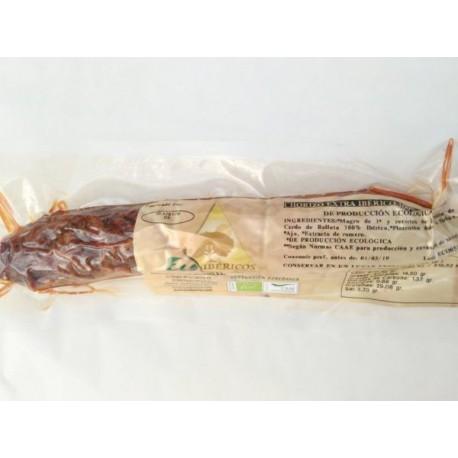 Chorizo extra bellota 100% IBERICO ECO Precio por Kg.
