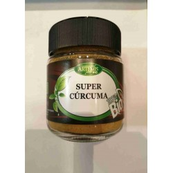 Condimento Super Curcuma BIO 80 grs. ARTEMIS