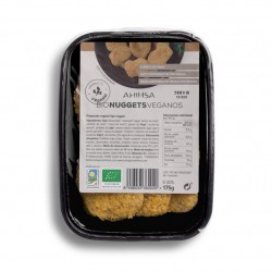 NUGGETS VEGETARIANOS BIO 420gr