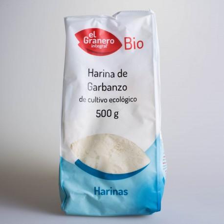 Harina de Garbanzos ECO 800 gr