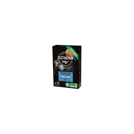 Cafe capsulas Arabica seleccion BIO 10 ud Granero Integral