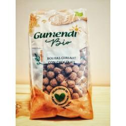 Bolitas BIO de Cereales con Chocolate 250 grs