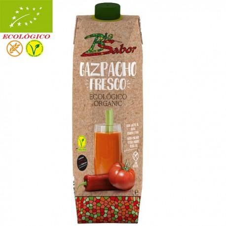 Gazpacho BIO 1 lt, Biosabor
