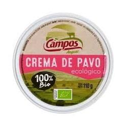 Crema pavo ECO, tarrina 110 gramos