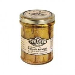 Filetes de Melva en Aceite Ecológico - 200 gr