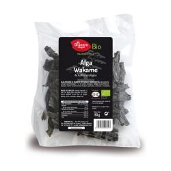 Alga Wakame Porto Muiños bio, 25 g