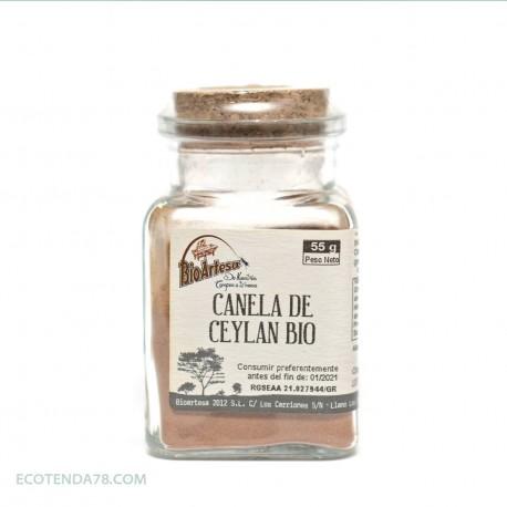 Canela Molida Ceylan Bio