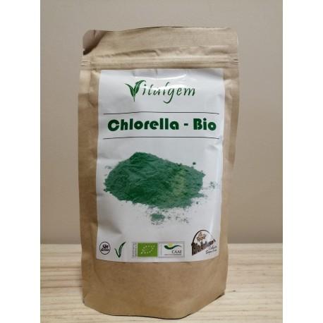 Chlorella BIO, 200 gr Granero Integral