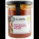 Crema dulce Artesanal BIO de Pimiento Rojo 240 grs. -PRODUCTO DE GRANADA-