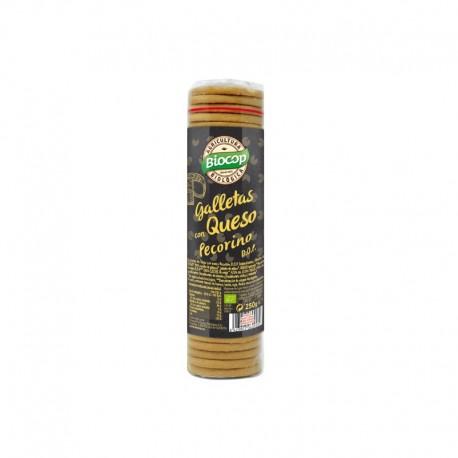 Galleta con queso Pecorino 250g