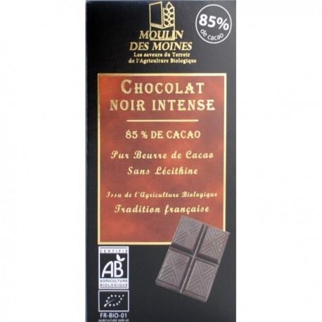 Chocolate BIO Vegano 85% Cacao