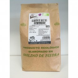 Almidón de Maiz BIO Sin Gluten, 1 kg. BIOARTESA
