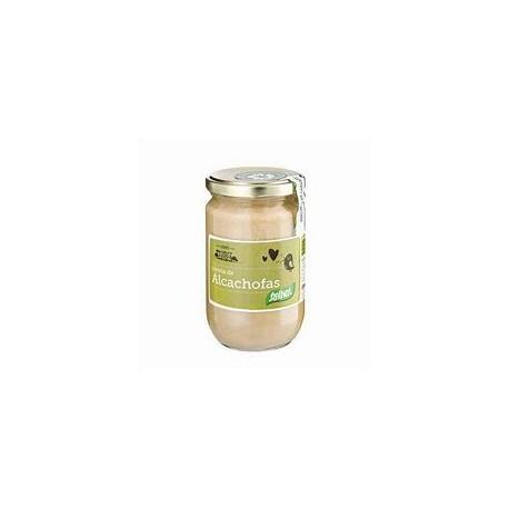 Crema de alcachofas Santiveri, 285 gramos