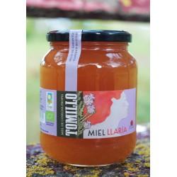 Miel de Tomillo BIO, 500 grs. LLARIA