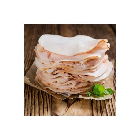 Pechuga pavo lonchas ECO,precio por 100 gramos