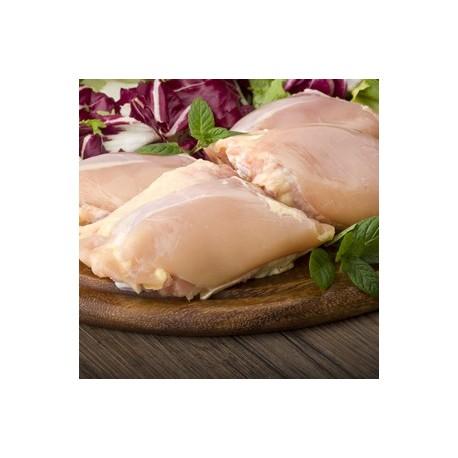 Churrasco pollo ECO CAT A , precio 100 grs. Bandeja 400 grs. aprox. - POR ENCARGO -
