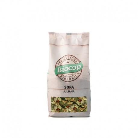 Sopa juliana Biocop 150 g