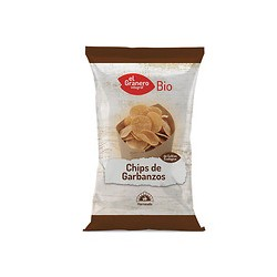 CHIPS DE GARBANZOS BIO, 80 g