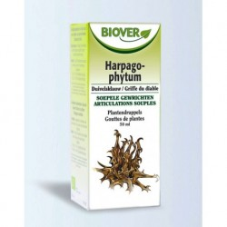 Harpagofito Biover - Harpagophytum Procumbens tinte Bio 50 ml