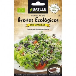 Brotes BIO Mix vita plus para germinar Batlle