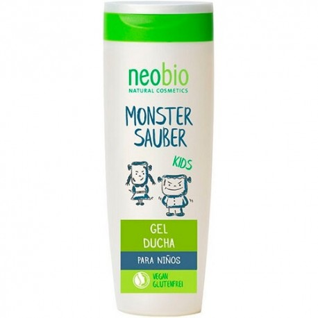 GEL NEOBIO KIDS 250 ML