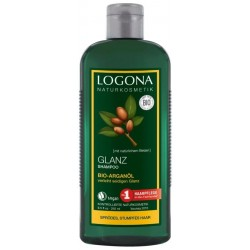 Champu Brillo BIO Argan Logona 250ml