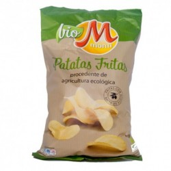 Patatas Fritas Bio, 130g. Monti