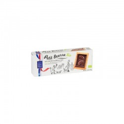 GALLETAS BIO CHOCOLATE NEGRO 150gr FILET BLEU