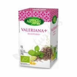 Infusion Valeriana + BIO 20 bolsitas Artemis