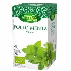 Infusion Poleo Menta BIO 20 bolsitas Artemis