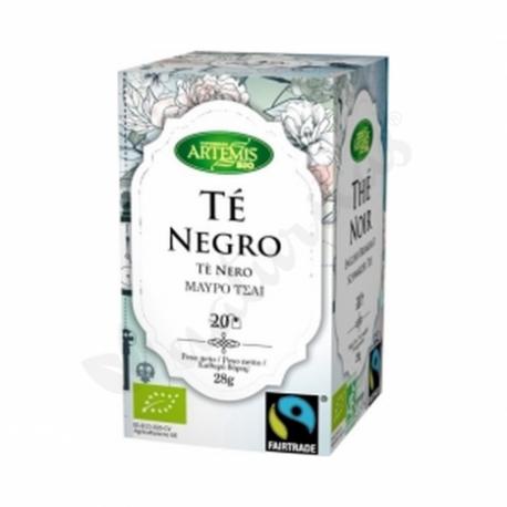Te Negro BIO (English Breakfast) 20 bolsitas Artemis