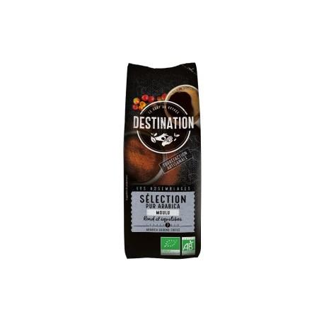 Cafe molido Arabica Seleccion BIO 250 gr Granero Integral