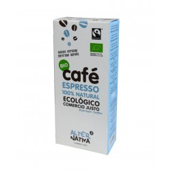 Cafe molido Espresso BIO 250 gr Alternativa3