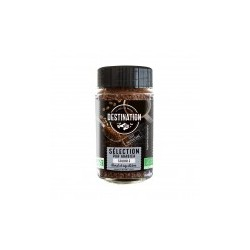Cafe soluble BIO seleccion Arabica 100 gr Destination