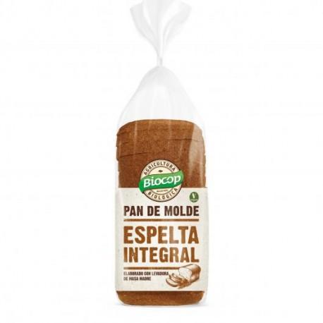 Pan molde espelta integral BIO 400 gr
