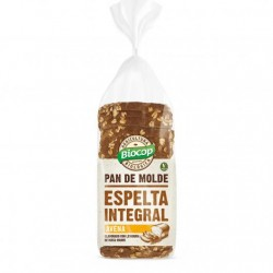 Pan molde espelta integral avena BIO 400 gr