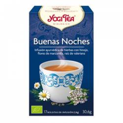 Yogi Tea BIO Buenos Sueños, 17 bolsitas