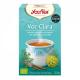 Yogi Tea BIO Voz Clara, 17 bolsitas